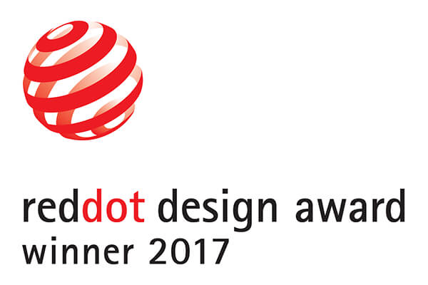 Gewinner des Red Dot Design Awards - die neue ROMA Design Lamelle CDL